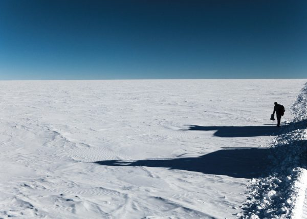 Antarctica suplly convoy for Dumont D Urville Base and Concordia Research Station