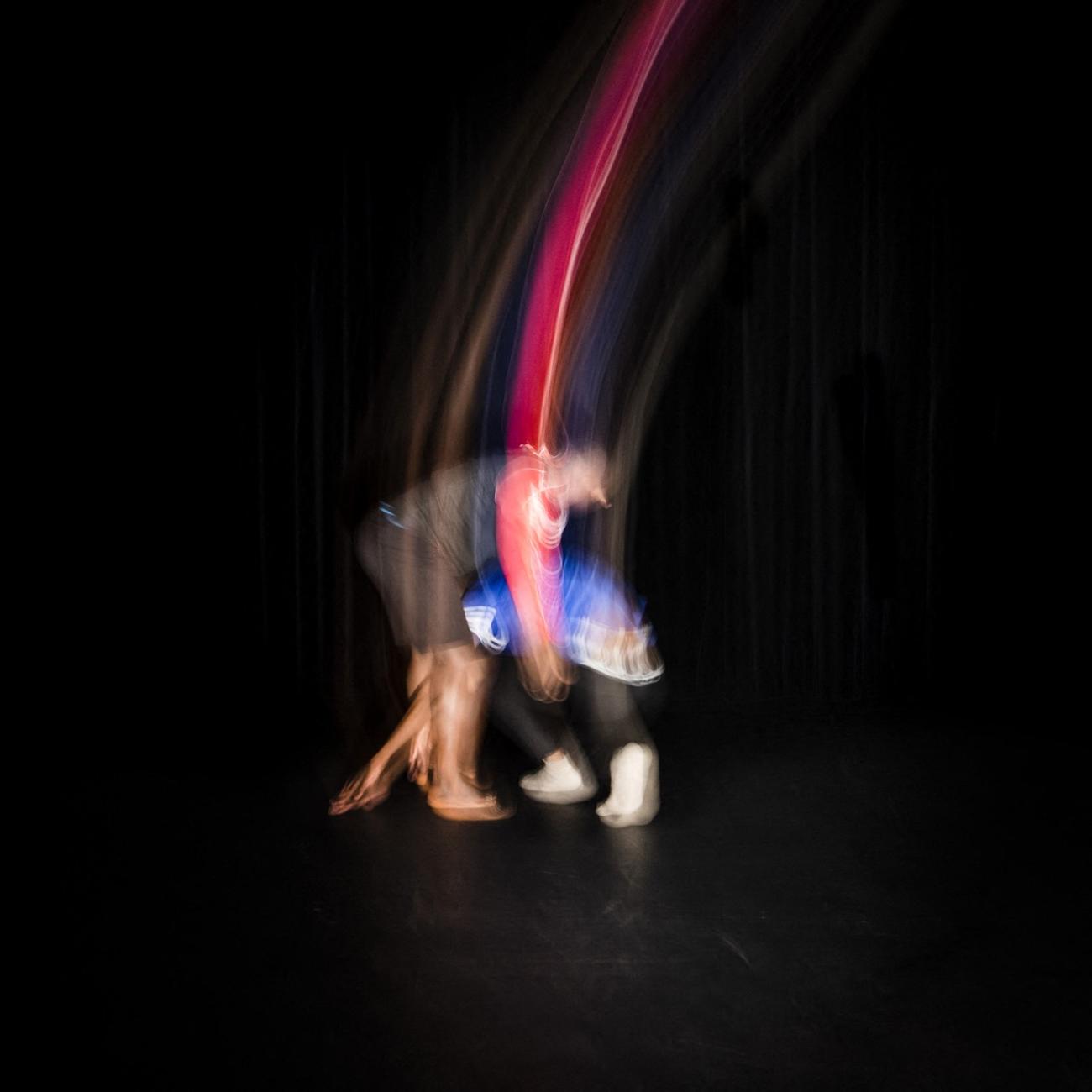 Deplace Danse a tous les etages Cherdel Lucie Aurel